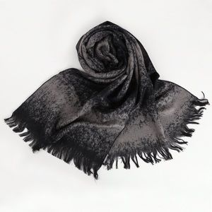 Just in - scarf soft viscose wool blend